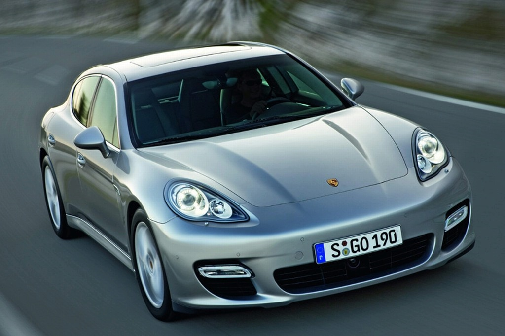 Porsche Panamera Luxury Cars
