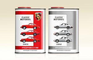 Porsche Oil