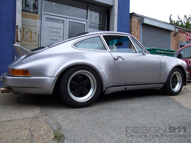 Project Cars Porsche 911 With 15 Quot Style 170 Fuchs Style