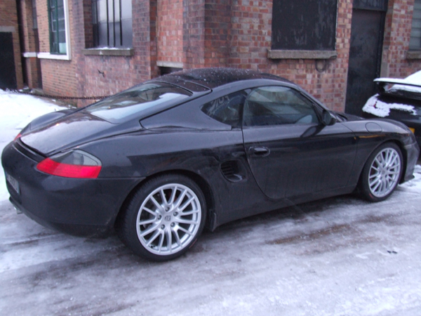 Project Cars Porsche Boxster 986 With A Facelift Plus