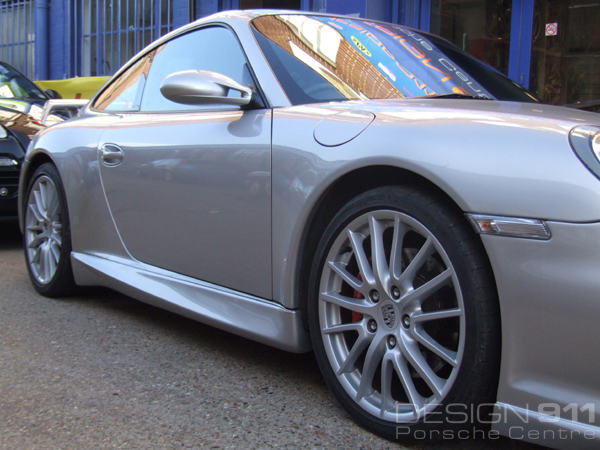 Project Cars Porsche 997 Carrera S With Gt2 Front Bumper