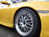 Porsche 996 with Style 500 wheels