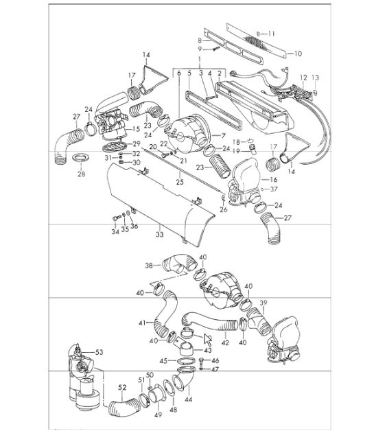 Ventilation And Heating 911 197073: 1976 Porsche 912e Engine Diagram At Hrqsolutions.co