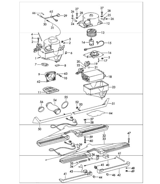 1987 Volkswagen Vanagon Parts besides Porsche 911sc Engine Diagram as well Water Coolant Hoses besides Relays together with 1981 Porsche 928 Fuse Box. on porsche turbo heating diagrams