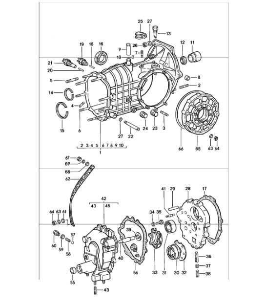 1977 porsche 924 wiring diagram