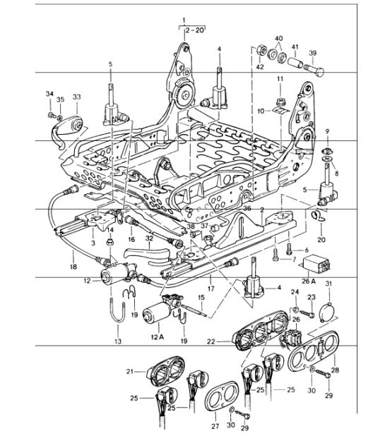 porsche 968 parts diagram  porsche  auto wiring diagram