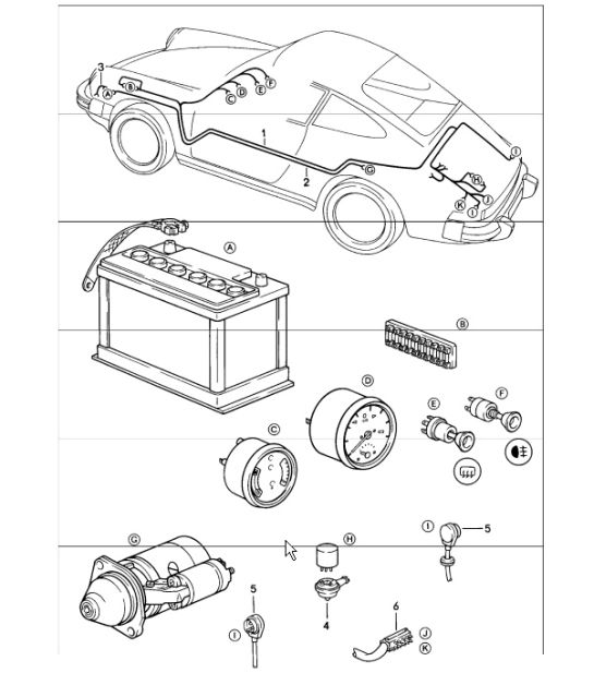 152fmh 110cc atv engine diagrams