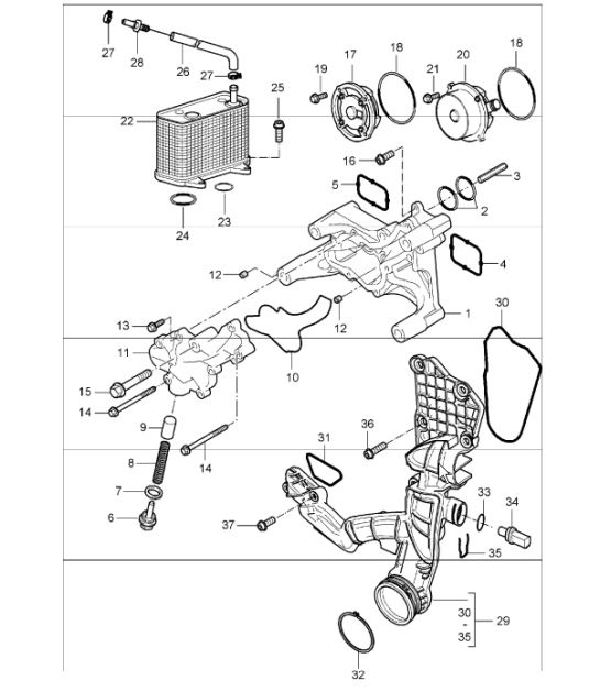 2006 Porsche Wiring Diagram