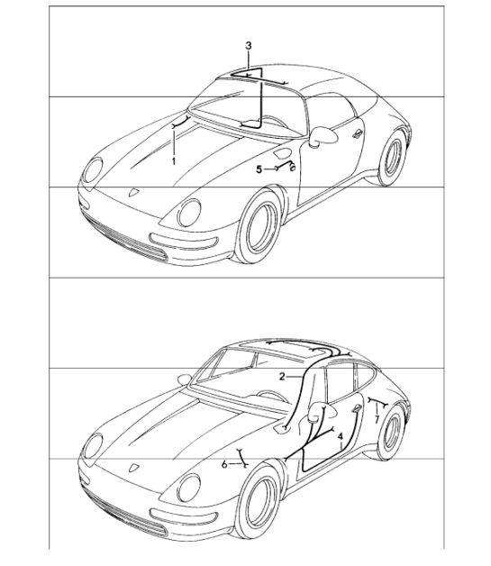 install porsche 944 engine schematic
