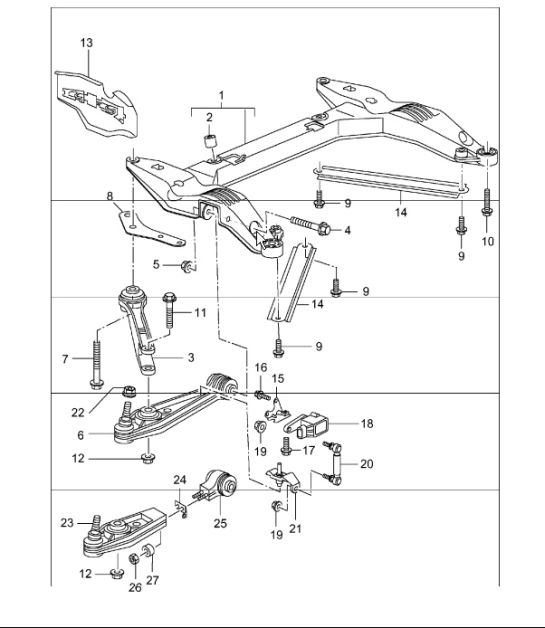 1997 Porsche Boxster Front End Diagram Images Gallery Wiring At Kopipes: 1997 Porsche Boxster Wiring Diagram At Anocheocurrio.co