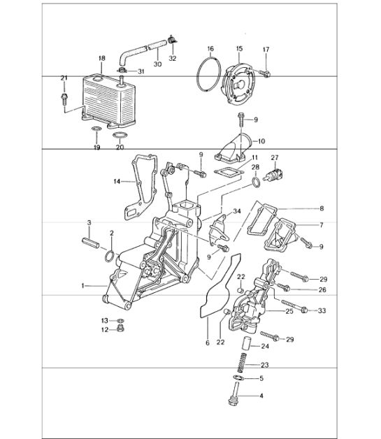 porsche 997 transmission diagram html