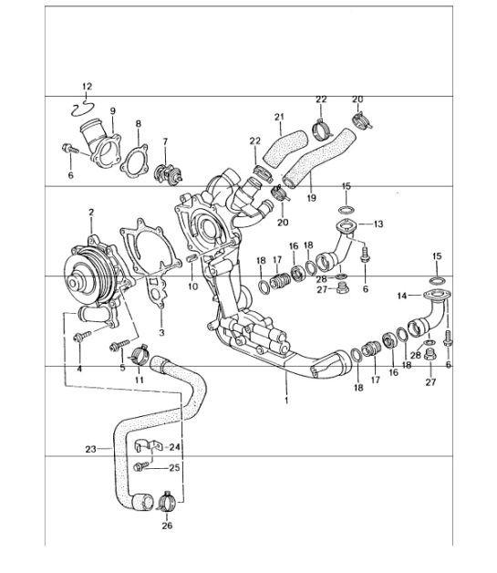 Porsche 996 Engine Diagram Com Porsche Forum Specialist Insurance