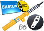 Porsche Boxster (986 / 987 / 981) Boxster 987 2.7L 2005 -08/08 Bilstein SPORT B6 (Cars with PASM Button)