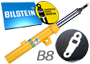 Porsche Boxster (986 / 987 / 981) Boxster 987 2.7L 2005 -08/08 Bilstein SPRINT B8 (Cars with PASM Button)