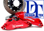 Porsche 996 (911) 1997-05 996 C4 3.4L 1997-08/01 Build Your Own Brake Kit