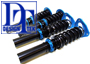 Porsche 996 (911) 1997-05 996 C4S 3.6L 09/01-2005 DesignTek D220 Coilover Suspension Kit