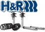 Porsche 996 (911) 1997-05 996 C2 3.4L 1997-08/01 H&R Cup-Kit Sport Suspension