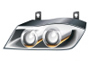 Porsche 996 (911) 1997-05 996 C4 3.4L 1997-08/01 Lighting