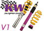 Porsche 996 (911) 1997-05 996 C4S 3.6L 09/01-2005 KW Variant 1 Inox Suspension kits