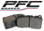 Porsche Boxster (986 / 987 / 981) Boxster 987 2.7L 2005 -08/08 Performance Friction Brakes