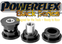 Porsche Boxster (986 / 987 / 981) Boxster S 986 3.2L 1999-02 Powerflex Black Series Bushes