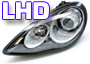 Porsche 964 (911) 1989-94 Headlamps LHD