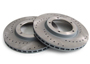 Porsche 993 (911) 1994-98 993 (911) TURBO S 1994-97 Brake Disc Standard