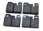 Porsche 964 (911) 1989-94 964 (911) TURBO 3.6L 1991-93 Brake Pads Standard