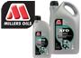 Porsche 996 (911) 1997-05 996 C4 3.4L 1997-08/01 Engine Oil & Lubricants - Millers Oils