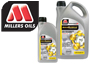 Porsche 996 (911) 1997-05 996 C4 3.4L 1997-08/01 Engine Oil & Lubricants - Millers Oils NanoDrive
