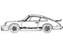 Porsche 996 (911) 1997-05 996 C2 3.4L 1997-08/01 Replacement Chassis / Repair Panels