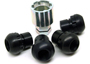Porsche 928 1978-95 928S4 5.0L 1987-92 Locking Wheel Nut Kits