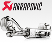 Akrapovič Car Exhaust