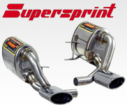 Supersprint Sports Performance Exhaust