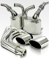 Exhaust Systems for all High Performance Cars