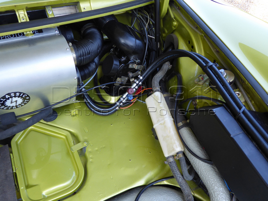 Electro cooler Air Conditioning Kit for Porsche 911 - 93012691101 ...