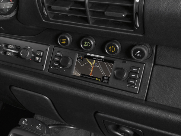 Porsche classic radio navigation system for sale