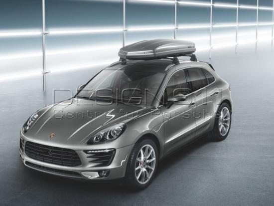 Buy Porsche Macan Roof Racks and Bars | Design 911