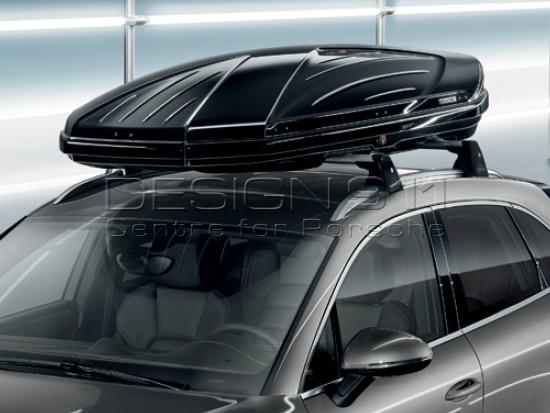 Roof Box 320LTR. Porsche 991 / Cayenne / Panamera / Macan