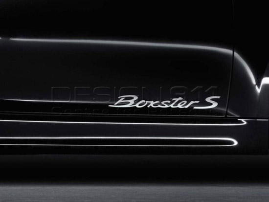 Buy Porsche Boxster 986/987/981 (1997-2016) Side Decals