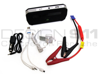 Car Battery 12V CAR JUMP STARTER & Mini POWER BANK Booster 9600 mAh
