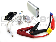 Car Battery 12v CAR JUMP STARTER & Mini POWER BANK Booster 7500 mAh