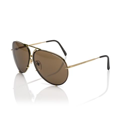 de444606a840 Porsche Design Sunglasses P 8478 A 69 Gold WAP0784780JA69 ...