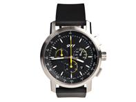 Porsche 911 Classic Chronograph Watch (Natural rubber strap)