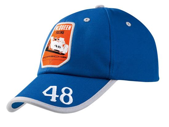 Porsche Baseball cap – STEVE MCQUEEN™ Collection 346b304784f