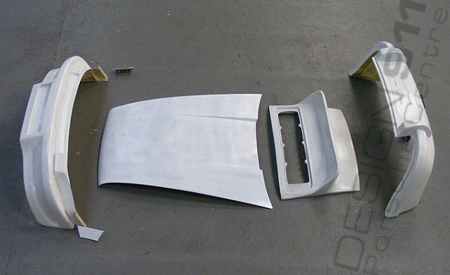 Rs Look Conversion Kit For Porsche 911 1975 89