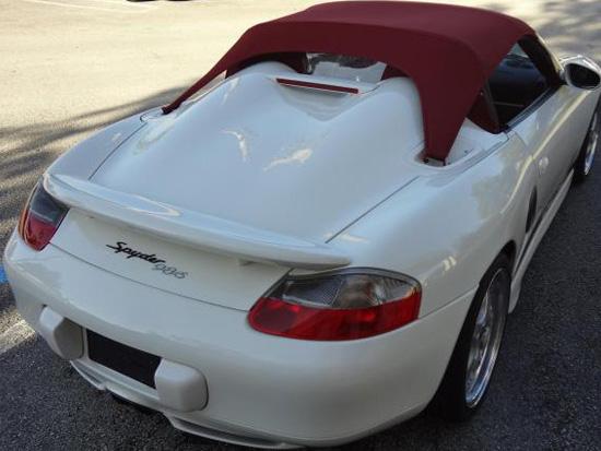 Porsche 986 Spyder Conversion Kit Trs 986 Spy Trs 986 Spy Design 911