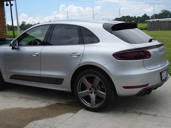 Buy Porsche Macan Rear Spoilers Aerofoil Design 911
