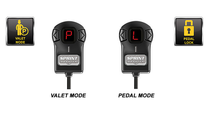 sprint booster throttle control for chevrolet cruze - rsbd251
