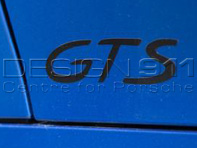 Porsche 991 Boxster Cayman GTS Door Decal 99155944300